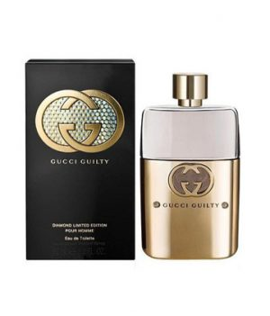 8741ae464f6 Gucci Guilty Diamond Limited Edition EDT For Men 50ml