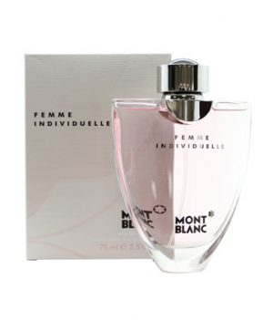 aea1d35a0bf Montblanc Femme Individuelle EDP Perfume For Women 75ml