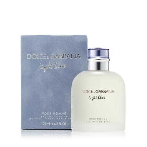 d8cb94ae6e4 Dolce   Gabbana Light Blue Pour Homme EDT Perfume for Men 125ml ...